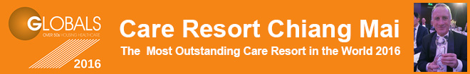 The  Most Outstanding Care Resort in the World 2016